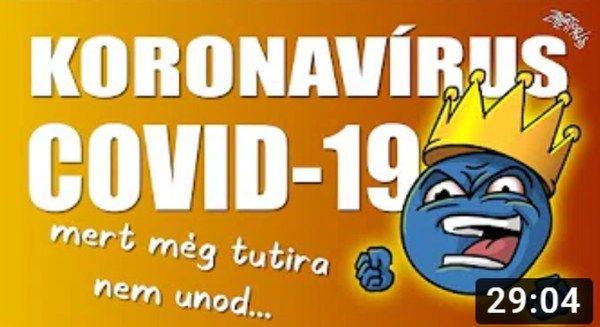 Koronavírus (COVID-19) összefoglaló, mert még tutira nem unod...